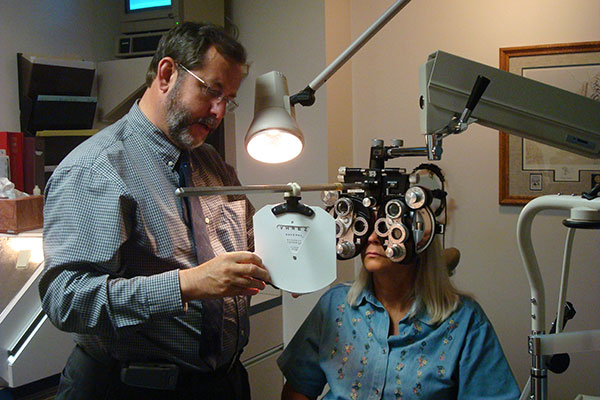 community eyecare week