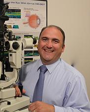 Dr. Chad Jackson, OD